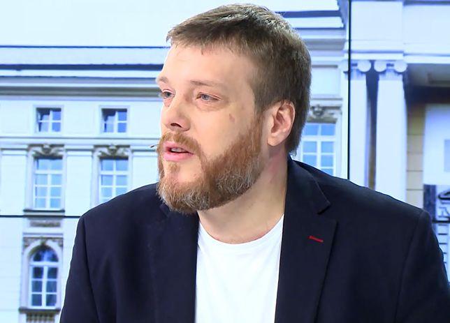 Adrian Zandberg: mam dla Roberta Biedronia propozycję