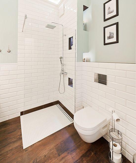 Biała łazienka: nienudna klasyka
