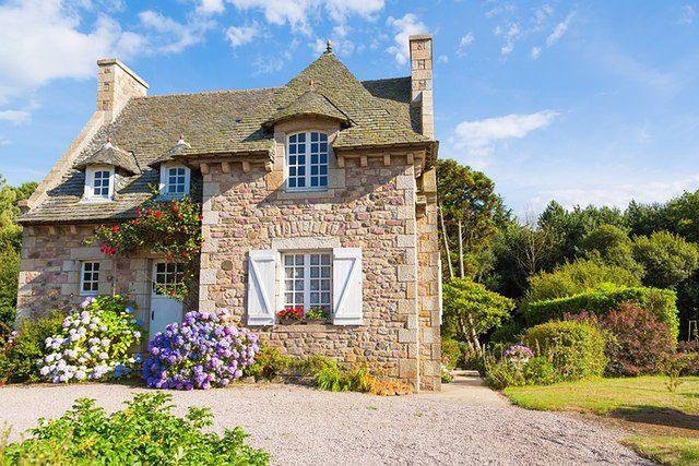 Dom z prowansalskim urokiem