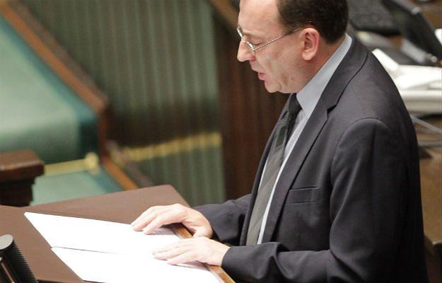 Minister koordynator służb Mariusz Kamiński