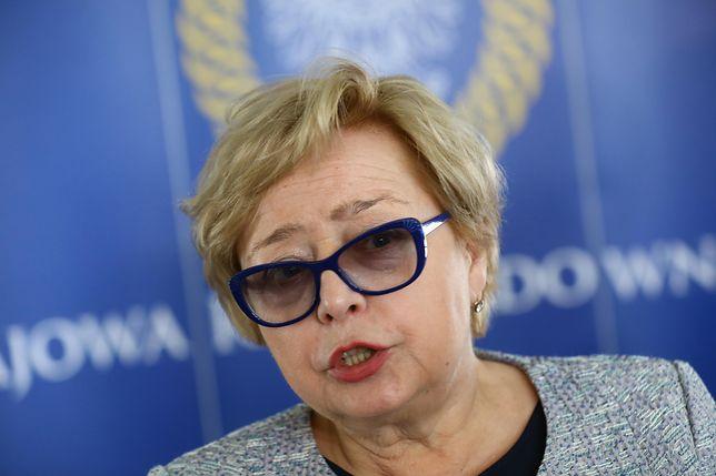 Małgorzata Gerdorf została powołana na I prezesa SN 30 kwietnia 2014 r.