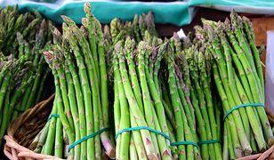 Szparagi to idealny dodatek do obiadu.