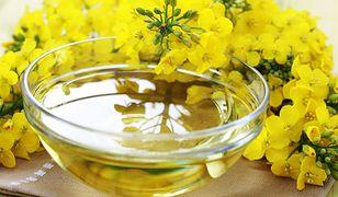 Olej rzepakowy jest bezpieczny dla zdrowia