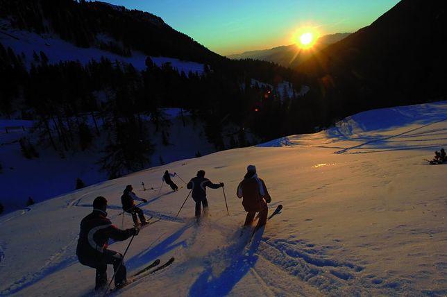 Region Trentino: śnieg, słońce i sporty zimowe, których jeszcze nie próbowałeś