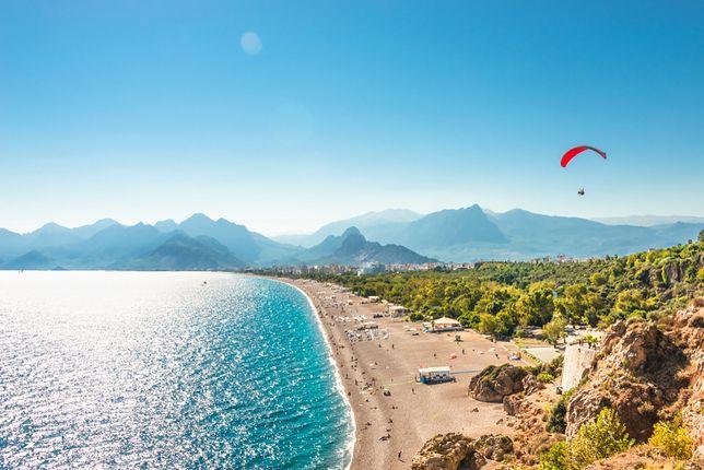 W tym roku riwierę turecką odwiedziło już ponad 14,5 miliona turystów