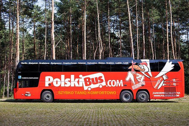 PolskiBus ogłasza nowe połączenia