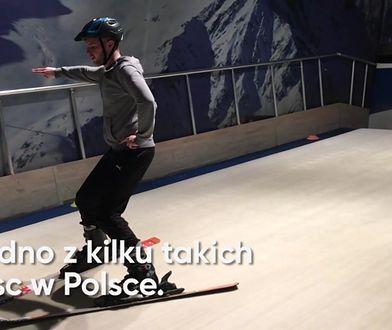 """Pierwsza w życiu lekcja jazdy na nartach. """"To nie takie straszne, jak się wydaje"""""""