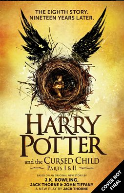 Harry Potter powróci latem w nowej książce