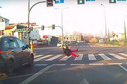 #dziejesiewmoto [247]: piesza na czerwonym, brzmienie Forda GT i agresywny kierowca
