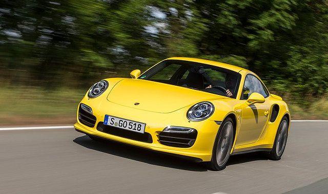 Rekordowe półrocze Porsche w Polsce