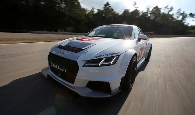 Polacy na starcie Audi Sport TT Cup