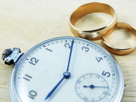 W jakim wieku wziąć ślub?