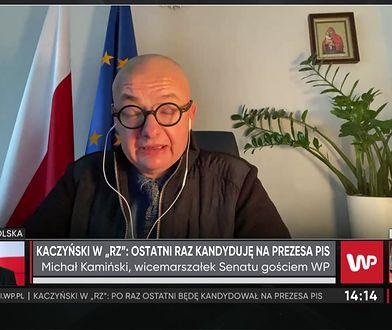 """Michał Kamiński o Kościele w Polsce: """"Nie wiem czy polscy biskupi wierzą w Boga"""""""