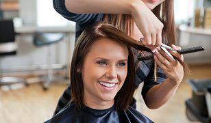 Najlepsze fryzury dla okrągłej twarzy