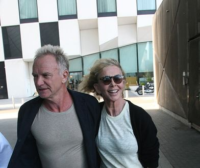 Sting i Trudie Styler lubią seks