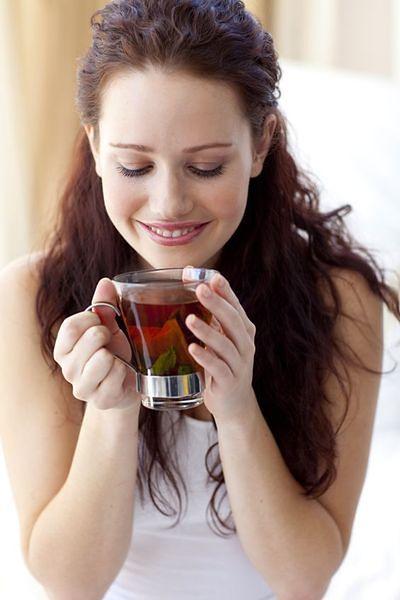 Zielona herbata zapobiega osteoporozie