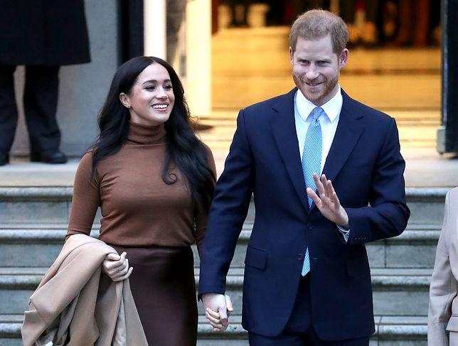 Meghan Markle i książę Harry rezygnują. Liczymy, ile zarobią na odejściu z rodziny z królewskiej