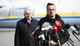 Jacek Sasin i Mateusz Morawiecki