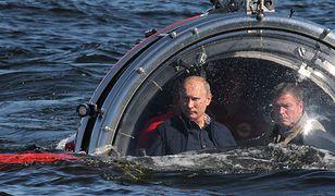 Rosja buduje kolejne atomowe okręty podwodne. Zwiększa możliwości swojej floty