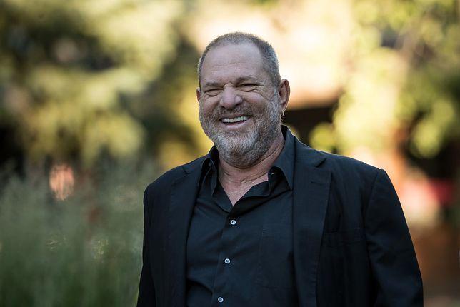 Od kilku miesięcy Weinsteinowi nie jest do śmiechu