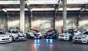 Historia samochodów bezpieczeństwa BMW w Moto GP