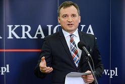 Zbigniew Ziobro pyta TK o artykuł unijnego traktatu. Ostra reakcja stowarzyszenia sędziów