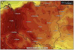 Pogoda. IMGW ostrzega. Tropikalny żar i burze