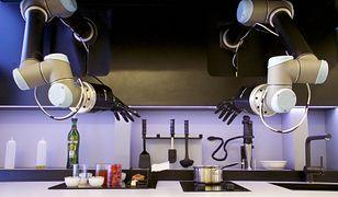 Innowacja Moley Robotics to robotyczny szef kuchni. Trochę jeszcze jednak poczekamy, nim trafi pod strzechy