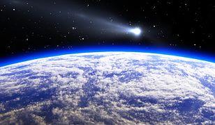 Skąd wzięło się życie na Ziemi? Przyleciało z kosmosu - dowodzą naukowcy