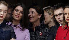 Książęce stylizacje w Dniu Niepodległości w Monako