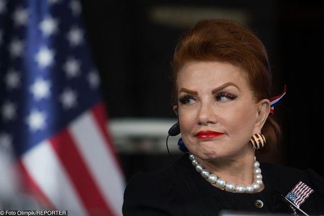 Kontrowersyjny list ambasador USA. Georgette Mosbacher przyznaje: nie da się tego obronić