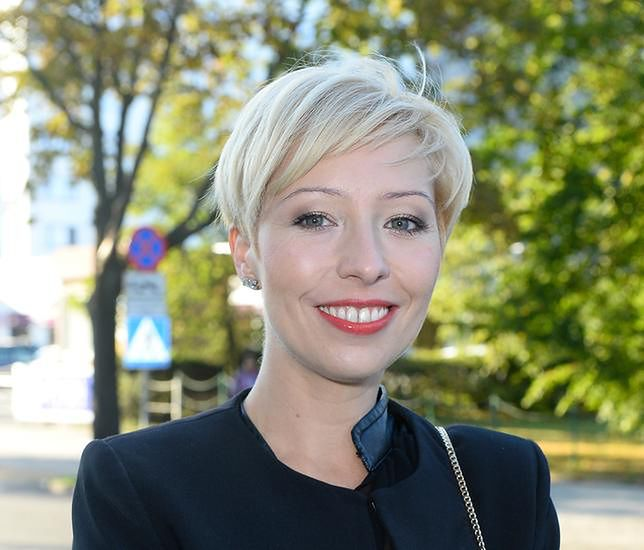 Magda Piekorz znów oddaje się twórczej pracy