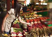 Żywność ekologiczna przybiera na wadze