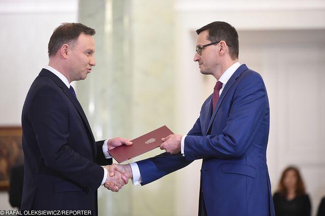 Nowy premier zabrał głos. Mateusz Morawiecki powiedział, co będzie dla niego drogowskazem