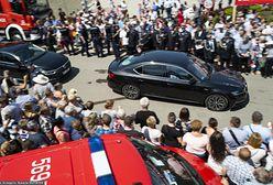 Politycy nie chcieli kamer w limuzynach SOP. Po wypadkach brakuje dowodów na winę