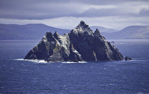Skellig Michael, Irlandia
