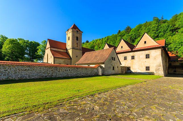 Największe atrakcje Pienin - Czerwony Klasztor