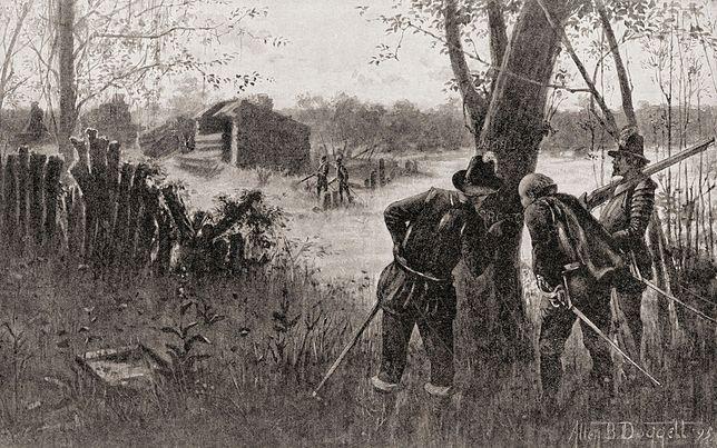 Pierwsze wyprawy brytyjskie rozpoczęły się w latach 70. XVI wieku. Miały na celu przede wszystkim eksplorację wybrzeża Ameryki i znalezienie najlepszego miejsca do założenia kolonii