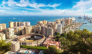 Malaga jest miastem rodzinnym Pabla Picassa i Antonia Banderasa.