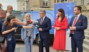 Specjalni doradcy jeżdżą po Polsce i wyjaśniają zasady programu po zmianach. na zdjęciu - konferencja na Śląsku
