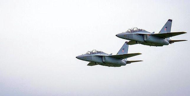 Samoloty szkolno-bojowe M-346 Bielik
