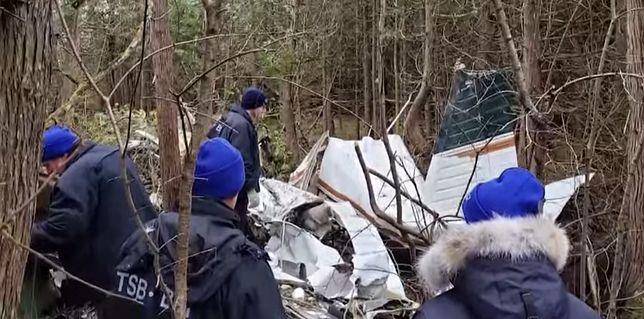 Katastrofa samolotu w Kanadzie. Nie żyje 7 osób [Zobacz wideo]