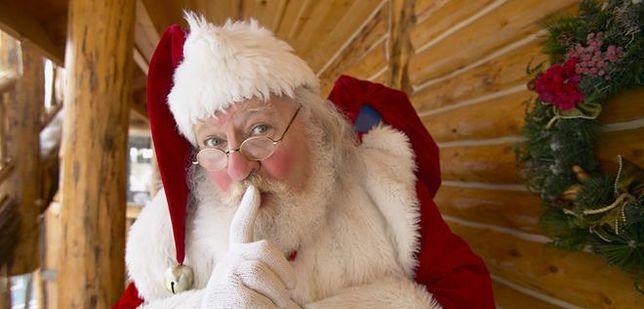 Mikołaj ma wchodzić przez komin lub balkon