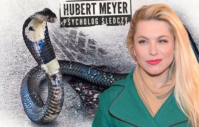Katarzyna Bonda po  9 latach wróciła do pisania o śledztwach Huberta Meyera
