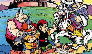 Nowe przygody starych bohaterów. Kajko i Kokosz wracają w pełnometrażowym albumie po prawie 30 latach