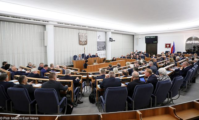 Senat przyjął ustawę ws. Państwowej Komisji do spraw wyjaśniania przypadków czynności skierowanych przeciwko wolności seksualnej i obyczajności wobec małoletniego poniżej lat 15