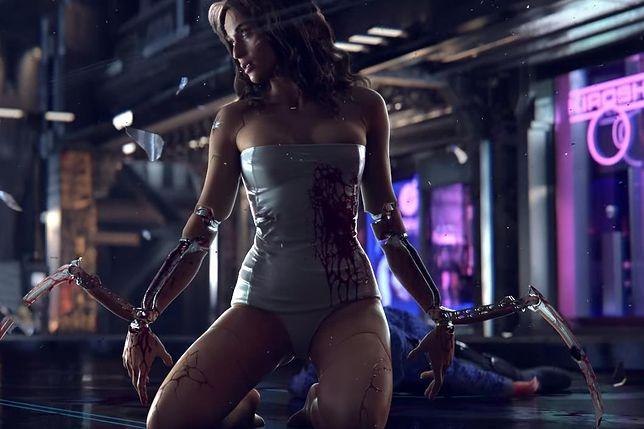 "Na E3 pokazywano ""Cyberpunk 2077"""