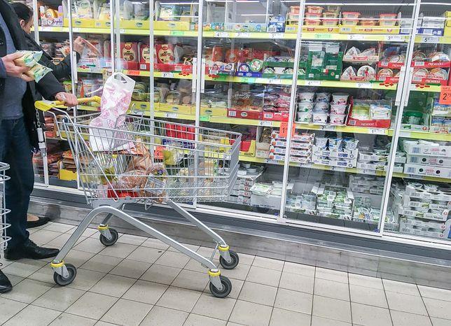 Koszyk cen. 50 produktów to wydatek średnio 300 zł