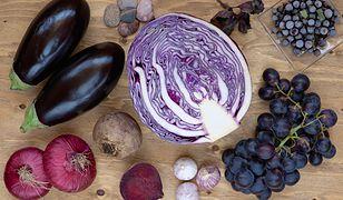 5 powodów, dlaczego warto jeść fioletowe warzywa i owoce