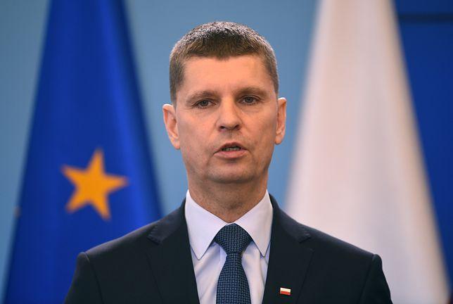 Dariusz Piontkowski o odwołaniu łódzkiego kuratora